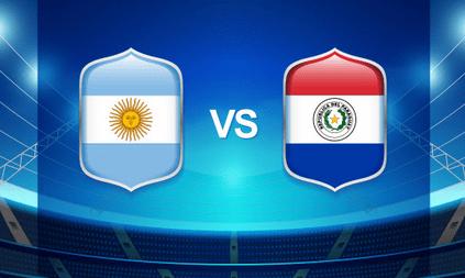 аргентина - парагвай прогнозы