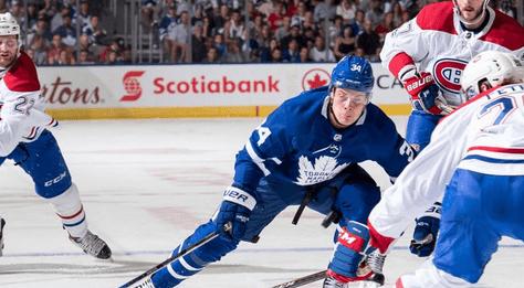 Торонто Мейпл Лифс – Монреаль Канадиенс: прогноз на матч НХЛ за 14 января