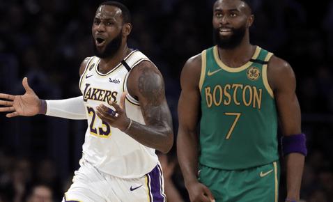Бостон Селтикс – Лос-Анджелес Лейкерс: прогноз на матч за 31 января
