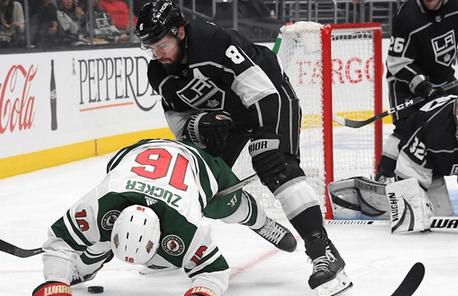 Лос-Анджелес Кингз – Миннесота Уайлд: прогноз на матч НХЛ за 15 января