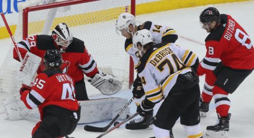 Нью-Джерси Девилз - Бостон Брюинз: прогноз на матч НХЛ за 15 января