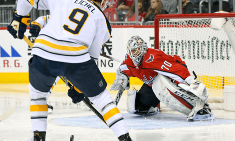 Баффало Сейбрз - Вашингтон Кэпиталз: прогноз на матч НХЛ за 14 января
