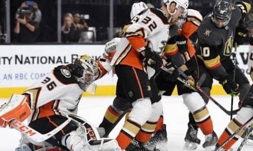 Вегас Голден Найтс – Анахайм Дакс: прогноз на матч НХЛ за 15 января