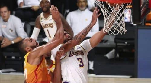 Юта Джаз – Лос-Анджелес Лейкерс: прогноз на матч за 25 февраля