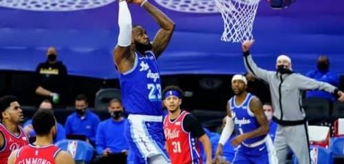Лос-Анджелес Лейкерс – Филадельфия Севенти Сиксерс: прогноз на матч за 26 марта