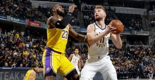 Лос-Анджелес Лейкерс – Индиана Пэйсерс: прогнозы на матч за 13 марта