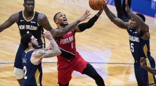 Портленд Трэйл Блэйзерс – Новый Орлеан Пеликанс: прогноз на матч за 17 марта