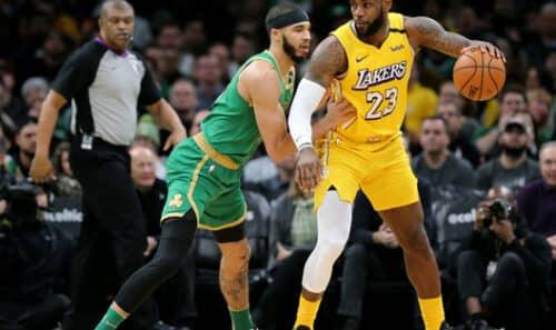 Лос-Анджелес Лейкерс – Бостон Селтикс: прогноз на матч за 16 апреля